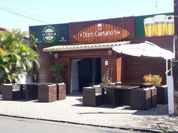 Projeto Ateliê Choperia Dom Caetano's em Taquaral – Campinas